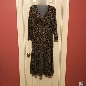 Chaps casual dress
